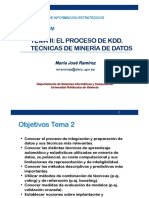 Data Mining Introducción 2