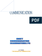 Communication Examinateurs Pc Groupe