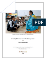 Promoting Educational Success Final Report