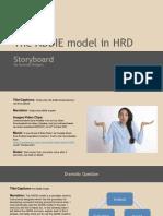 storyboard addie model