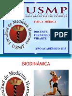 Biodinámica 2 CLASE