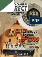 1 Security Cameras Direct - Catalog_spanish 08-2010