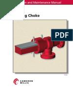 Tc1350 Drilling Choke
