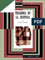 153 Tragedia en La Justicia - Cyril Hare