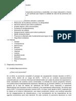 Plan de Gobierno Desarrollo