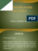 2. La Investigación Científica - 2