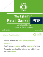 Marketing mix for banking industry.