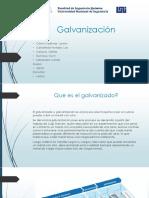 Galvanización Profe Lesbia