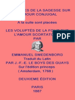 Amour Vraiment Conjugal - Swedenborg