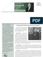 Benninghoff Fall 2010 Newsletter 2