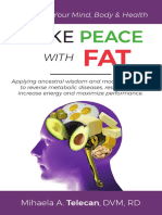 Make Peace With Fat by Mihaela Telecan