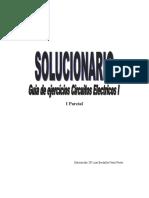 Solucionario Guia I Parcial Circuitos Electricos I