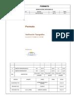 AMP 0000 CA 1 for 004 Verificación Topográfica