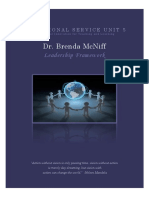 edad 901 leadership framework