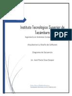 Diagrama de Secuencias (Lic. Jose Flavio Sosa Gaspar)ITST