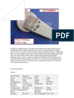 PT180 Series RFID Reader Series Offers Three Durable and Versatile Radio Frequency Identification