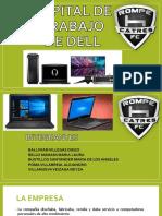 Capital de Trabajo Dell_rompecatres ANALISIS FINACIERO CASO DELL