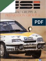 Group a Manual Kadett GSI