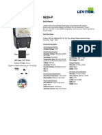 Clavija 6-30P Ref 9630-P