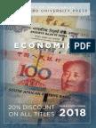 Economics 2018 Catalog