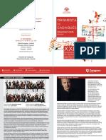 Orquesta de Cadaqués 14-3-2016
