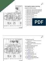VW Passat Sistem Injectie