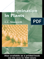 -Sex Determination in Plants-Oxford University Press USA