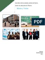 Ministerio de educación de tharsis mision y vision.pdf