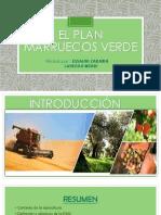 Plan Maroc Vert