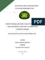 Tesis Diseño Integral de Estructuras Sistema de Ailacion Sismica
