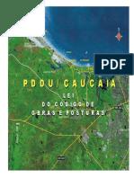 PDDU Caucaia _Lei de Código Obras Posturas