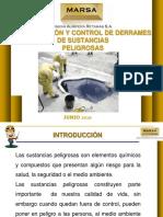 Control de Derrames Ped