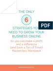 6 Strategies for Business