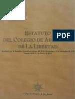 Estatuto Colegio Abogados