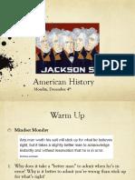 mon dec 4 american history