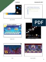 solar system smart notebook