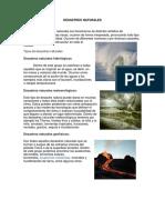Desatres Naturales Informe (1)