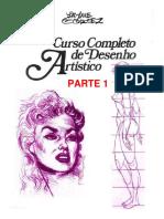 Jaime Cortez - Curso Completo de Desenho Artistico Parte 1