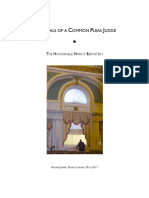 The Trials of a Common Pleas Judge All Released Chapters 12.4.17