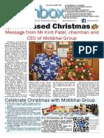 Motibhai Group Newsletter December 2017
