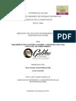 Implementación de Sistema E-Learning e Infrastructura Para Cetach No.2