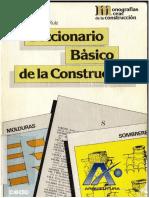 ▪⁞ Jose Zurita Ruiz - DICCIONARIO BASICO DE LA CONSTRUCCION ⁞▪AF