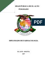 Monografia de Farmaacologia Diplomado