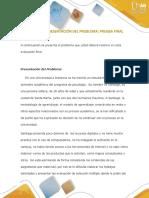 Estudio Problemico Paso 4-Evaluación Final-2