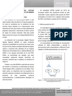 NT-GPON0017 - Buenas Pr+ícticas para Evitar Indisponibilidad de Servicio en redes GPON Rev1