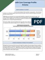 AZ Health Coverage Profile 08062010 RR
