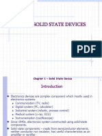 Chapter 1 - Solid State Devices