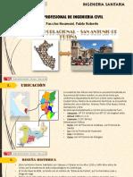 SAN ANTONIO DE PUTINA - DINAMICA POBLACIONAL