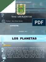 Diapositiva de Los Planetas
