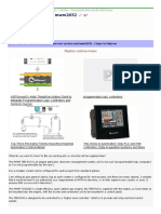 Tem-evo System and Mwm2032 - TEM EVO-Programmable Logic Controllers (PLC) - Eng-Tips